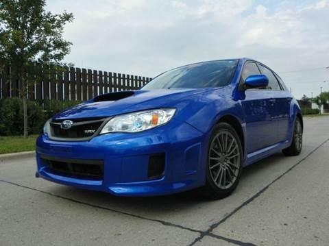 2014 Subaru Impreza for sale at VK Auto Imports in Wheeling IL