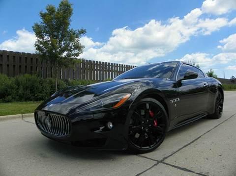 2009 Maserati GranTurismo for sale at VK Auto Imports in Wheeling IL