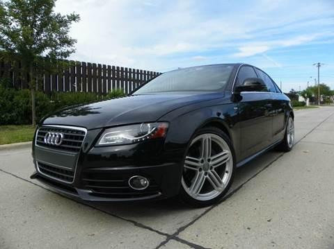 2009 Audi A4 for sale at VK Auto Imports in Wheeling IL