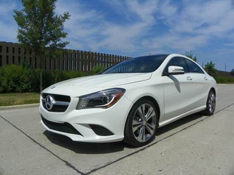 2015 Mercedes-Benz CLA for sale at VK Auto Imports in Wheeling IL