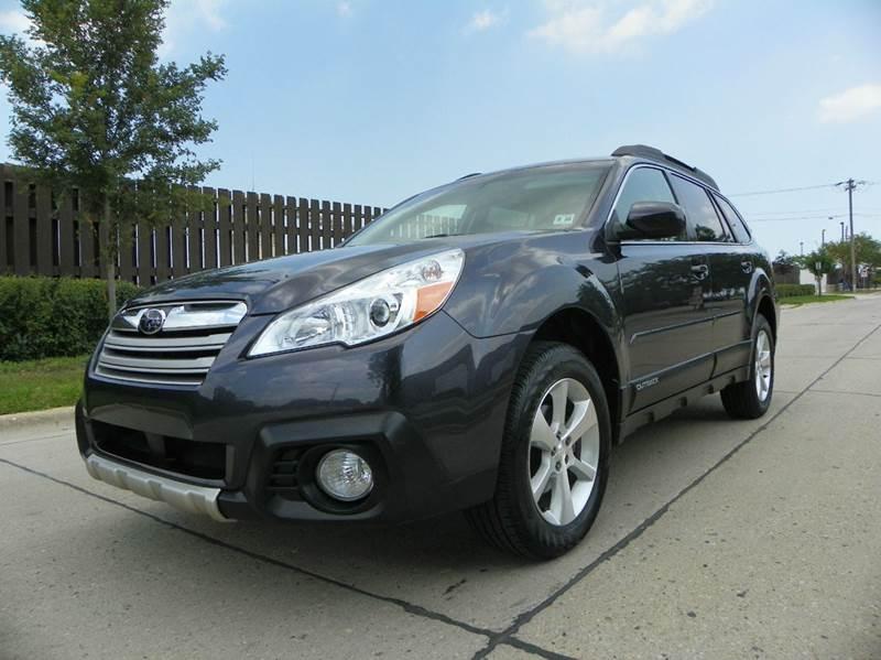 2013 Subaru Outback for sale at VK Auto Imports in Wheeling IL