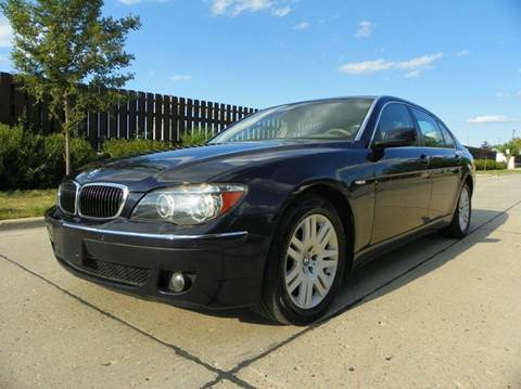 2006 BMW 7 Series for sale at VK Auto Imports in Wheeling IL
