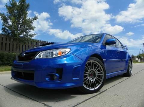 2013 Subaru Impreza for sale at VK Auto Imports in Wheeling IL