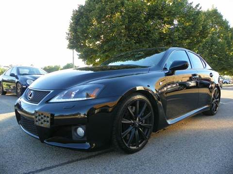 2008 Lexus IS F for sale at VK Auto Imports in Wheeling IL