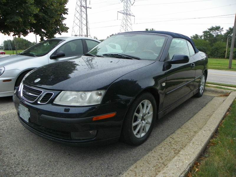 2004 Saab 9-3 for sale at VK Auto Imports in Wheeling IL