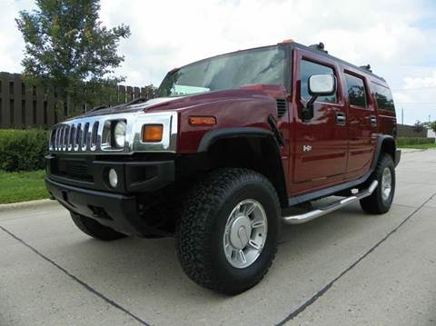 2003 HUMMER H2 for sale at VK Auto Imports in Wheeling IL
