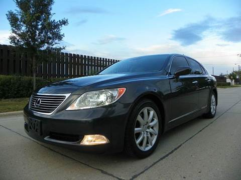 2007 Lexus LS 460 for sale at VK Auto Imports in Wheeling IL