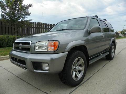 2004 Nissan Pathfinder for sale at VK Auto Imports in Wheeling IL
