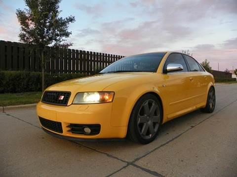 2004 Audi S4 for sale at VK Auto Imports in Wheeling IL