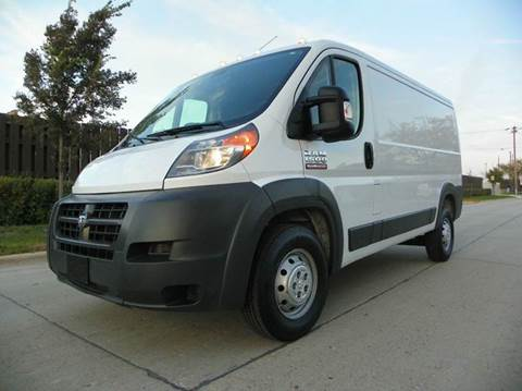 2016 RAM ProMaster Cargo for sale at VK Auto Imports in Wheeling IL