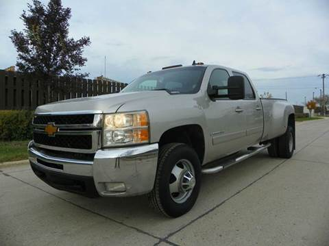 2008 Chevrolet Silverado 3500HD for sale at VK Auto Imports in Wheeling IL