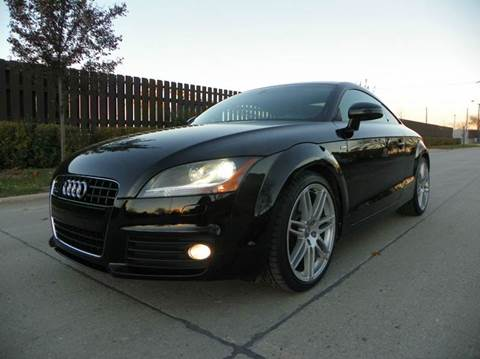 2009 Audi TT for sale at VK Auto Imports in Wheeling IL