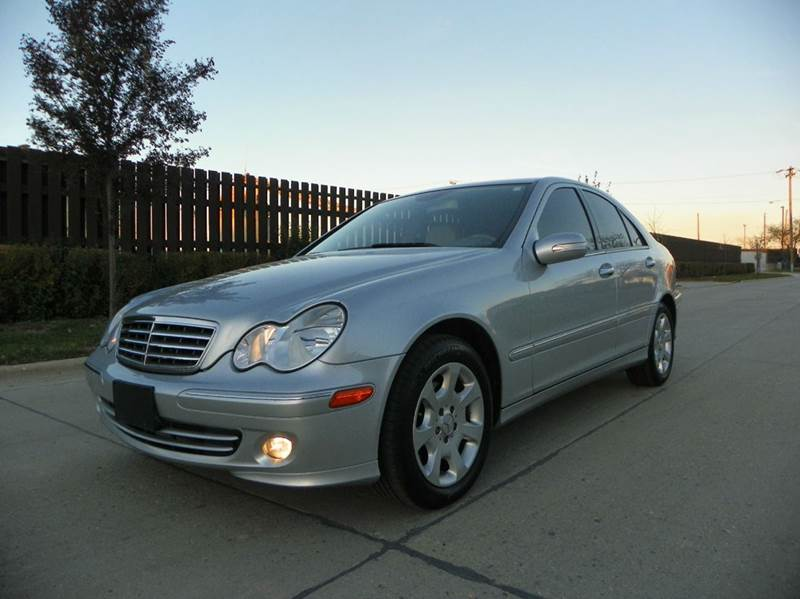 2006 Mercedes Benz C Class For Sale At VK Auto Imports In Wheeling IL