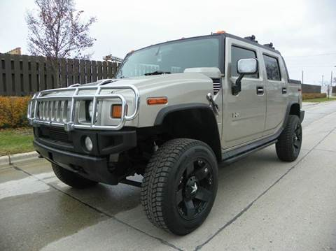 2005 HUMMER H2 SUT for sale at VK Auto Imports in Wheeling IL