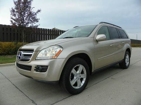2007 Mercedes-Benz GL-Class for sale at VK Auto Imports in Wheeling IL