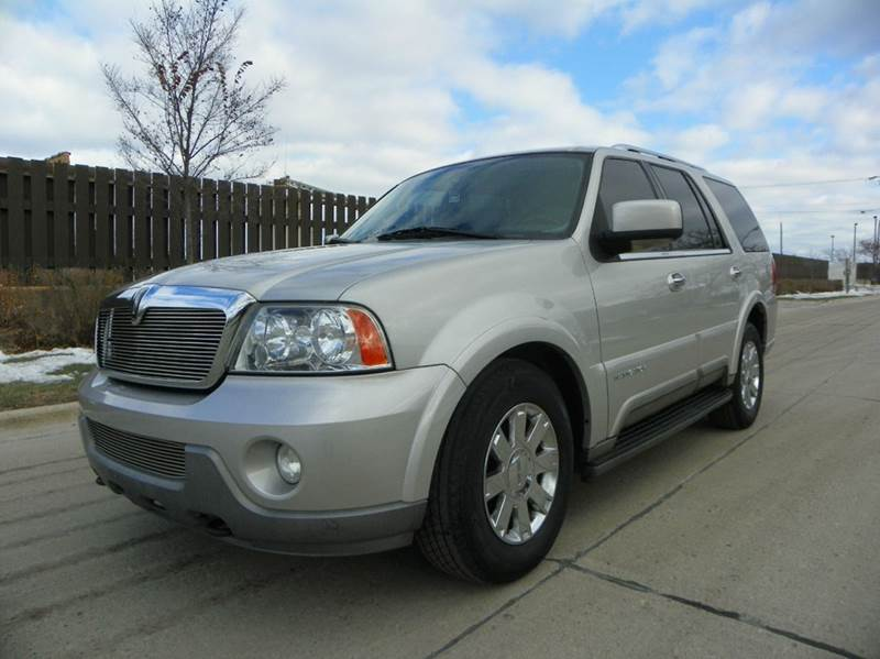 2004 Lincoln Navigator for sale at VK Auto Imports in Wheeling IL