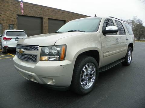 2007 Chevrolet Tahoe for sale at VK Auto Imports in Wheeling IL
