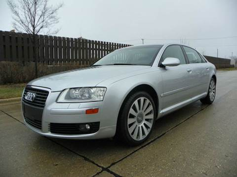 2007 Audi A8 L for sale at VK Auto Imports in Wheeling IL