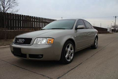 2004 Audi A6 for sale at VK Auto Imports in Wheeling IL
