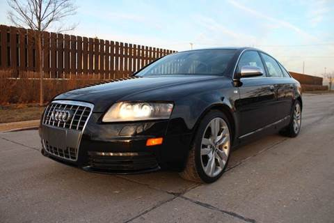 2008 Audi S6 for sale at VK Auto Imports in Wheeling IL