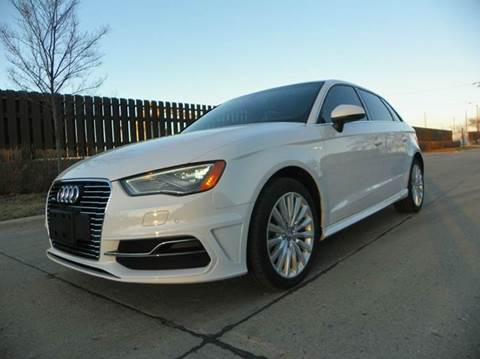 2016 Audi A3 Sportback e-tron for sale at VK Auto Imports in Wheeling IL