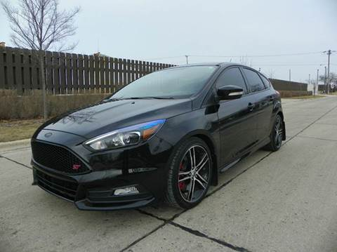 2015 Ford Focus for sale at VK Auto Imports in Wheeling IL