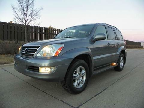 2003 Lexus GX 470 for sale at VK Auto Imports in Wheeling IL