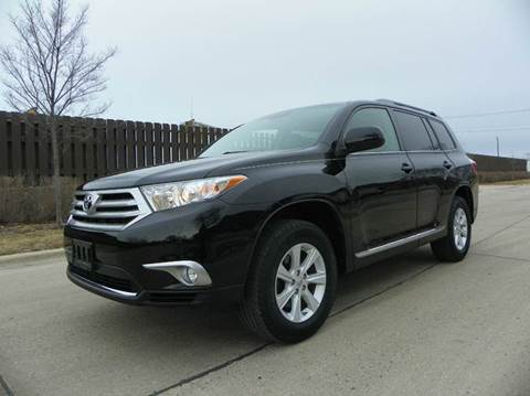 2012 Toyota Highlander for sale at VK Auto Imports in Wheeling IL