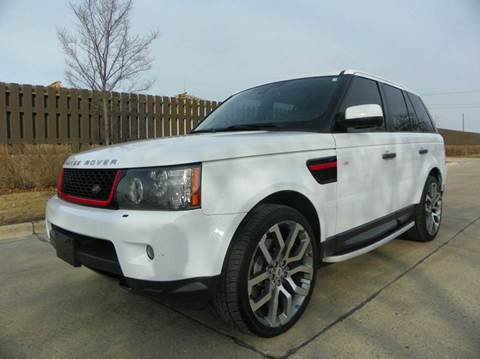 2011 Land Rover Range Rover Sport for sale at VK Auto Imports in Wheeling IL