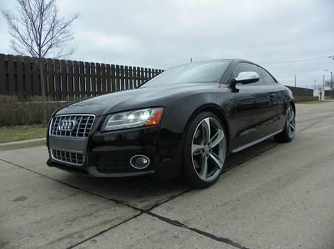 2010 Audi S5 for sale in Wheeling, IL