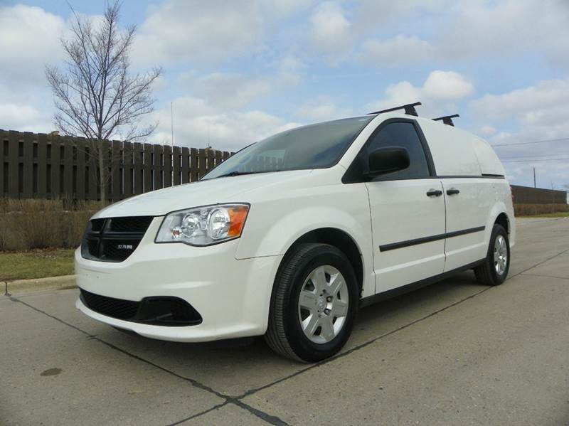 2012 RAM C/V for sale at VK Auto Imports in Wheeling IL