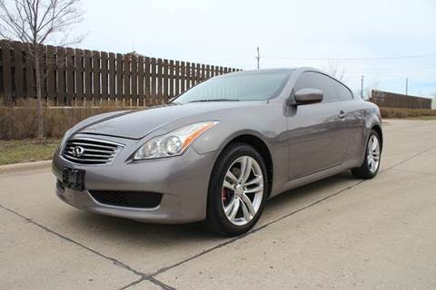 2009 Infiniti G37 Coupe for sale at VK Auto Imports in Wheeling IL