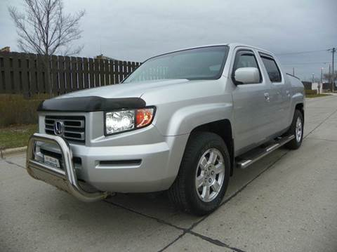 2008 Honda Ridgeline for sale at VK Auto Imports in Wheeling IL