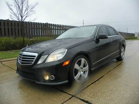 2010 Mercedes-Benz E-Class for sale at VK Auto Imports in Wheeling IL