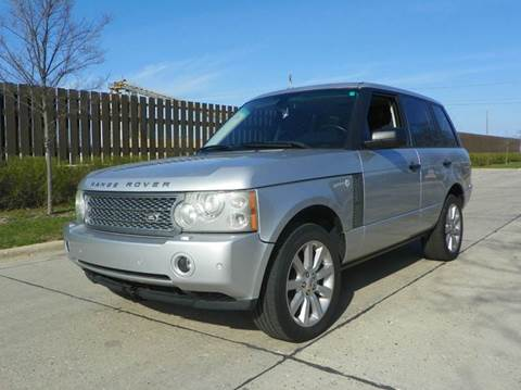 2006 Land Rover Range Rover for sale at VK Auto Imports in Wheeling IL