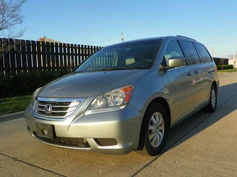 2008 Honda Odyssey for sale at VK Auto Imports in Wheeling IL