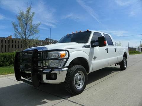 2013 Ford F-350 Super Duty for sale at VK Auto Imports in Wheeling IL