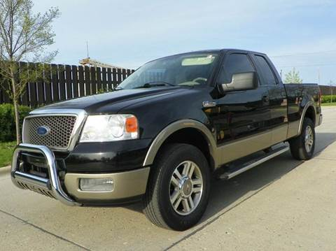 2005 Ford F-150 for sale at VK Auto Imports in Wheeling IL