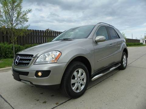 2007 Mercedes-Benz M-Class for sale at VK Auto Imports in Wheeling IL