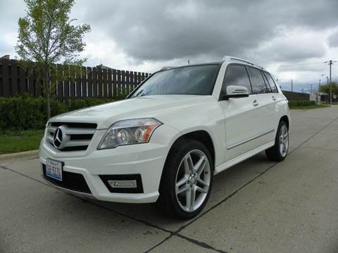 2011 Mercedes-Benz GLK for sale at VK Auto Imports in Wheeling IL