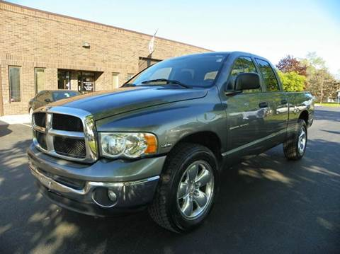 2005 Dodge Ram Pickup 1500 for sale at VK Auto Imports in Wheeling IL