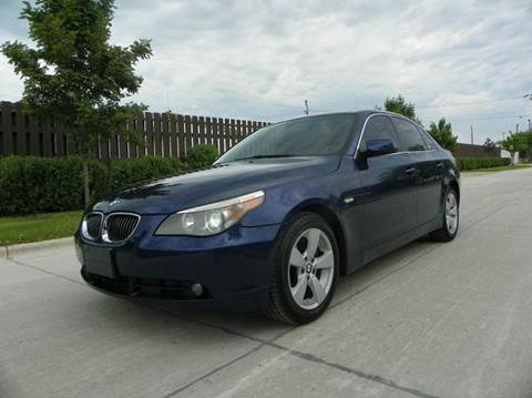 2006 BMW 5 Series for sale at VK Auto Imports in Wheeling IL