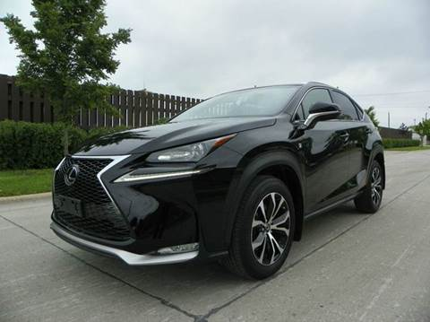 2015 Lexus NX 200t for sale at VK Auto Imports in Wheeling IL