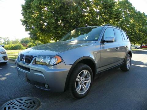 2006 BMW X3 for sale at VK Auto Imports in Wheeling IL