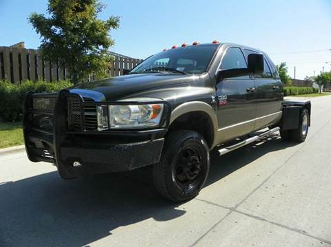 2008 Dodge Ram Pickup 3500 for sale at VK Auto Imports in Wheeling IL