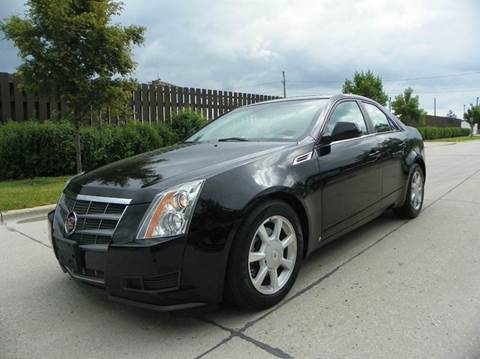 2008 Cadillac CTS for sale at VK Auto Imports in Wheeling IL