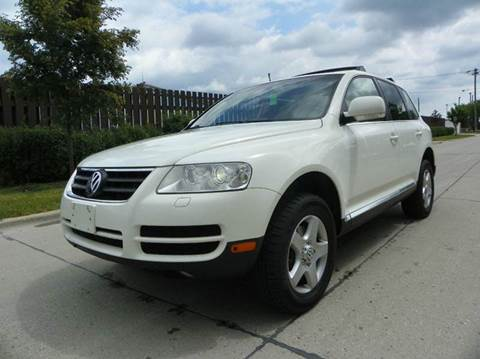 2005 Volkswagen Touareg for sale at VK Auto Imports in Wheeling IL
