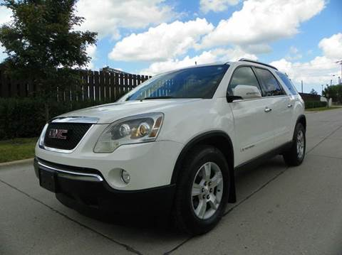 2007 GMC Acadia for sale at VK Auto Imports in Wheeling IL