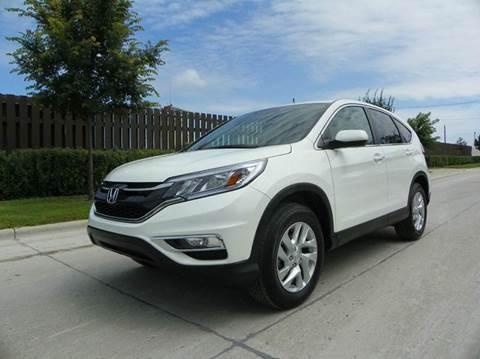 2015 Honda CR-V for sale at VK Auto Imports in Wheeling IL