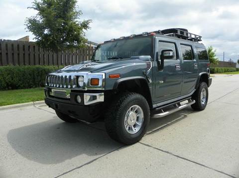 2005 HUMMER H2 for sale at VK Auto Imports in Wheeling IL